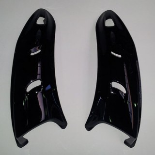 ARAI REAR DIFFUSER FOR RX-7 GP / SZ-RAM 4 TYPE-10 BLACK