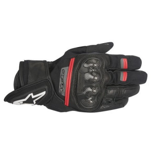 ALPINESTARS RAGE DRYSTAR GLOVE - BLACK RED
