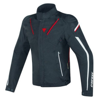 GIUBBOTTO DAINESE STREAM LINE D-DRY - BLACK RED