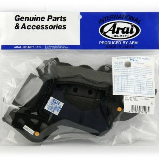 copy of ARAI PADDING FOR TOUR-X 4 SIZE XS / S 10MM