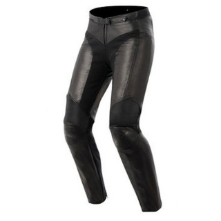 PANTALONI ALPINESTARS VIKA LEATHER PANTS - NERO