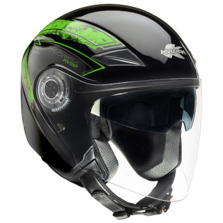 KAPPA KV22 FLORIDA Black-Green