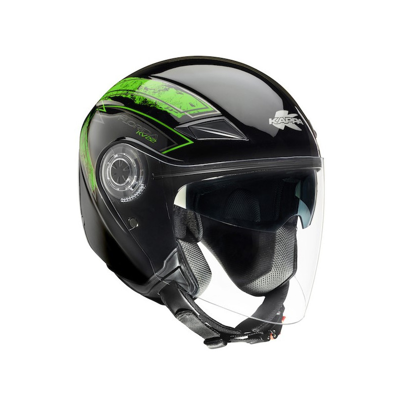 KAPPA KV22 FLORIDA Black-Green