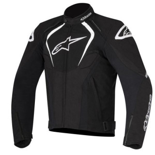 GIACCA ALPINESTARS T-JAWS WATERPROOF JACKET - NERO