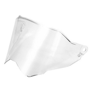 CLEAR VISOR FOR AGV AX-8 EVO NAKED/NAKED CARBON/DUAL CARBON/DUAL EVO