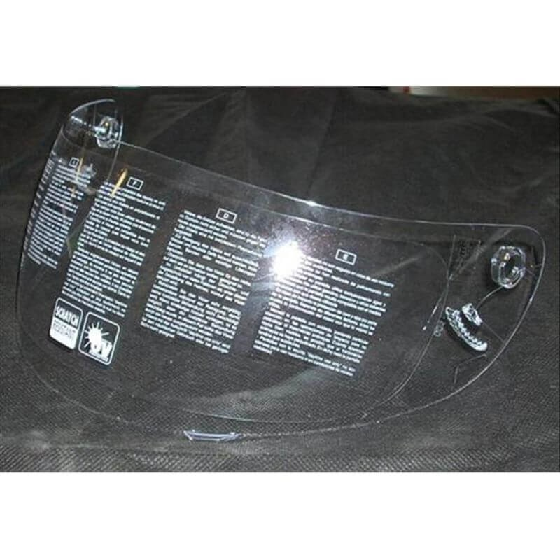 CLEAR VISOR FOR MDS NEW SPRINTER/M13
