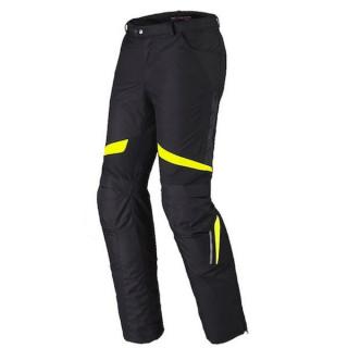 SPIDI X-TOUR PANTS H2OUT PANTS - BLACK FLUO YELLOW