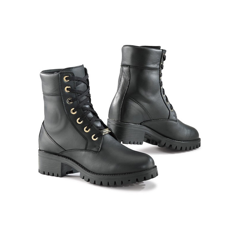 TCX LADY SMOKE WP BOOTS - BLACK