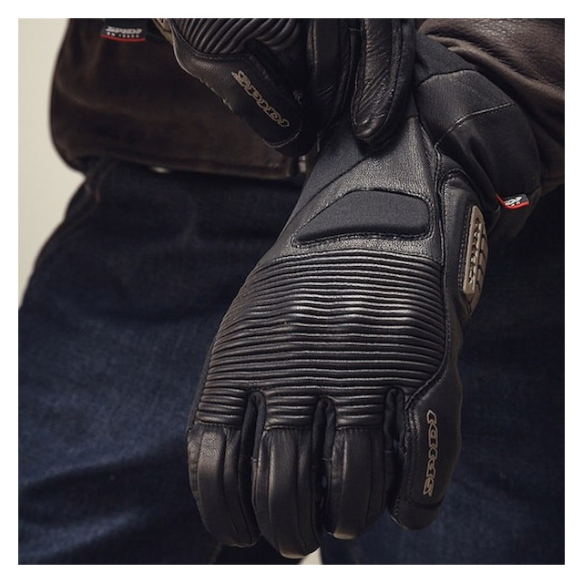 SPIDI FIREBIRD H2OUT GLOVES - KNUCLES SHIELD