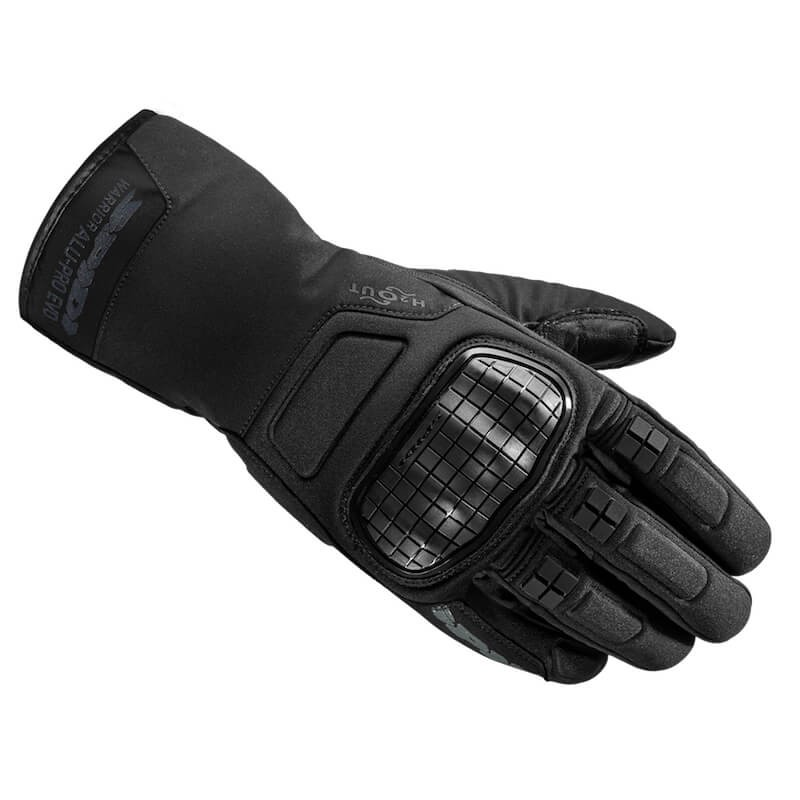 SPIDI ALU-PRO EVO H2OUT GLOVES - Black