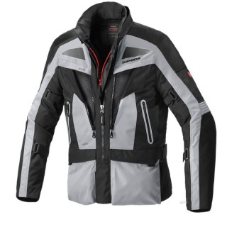 SPIDI VOYAGER EVO H2OUT JACKET - Ice-Black