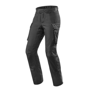 REV'IT TROUSERS OUTBACK - BLACK