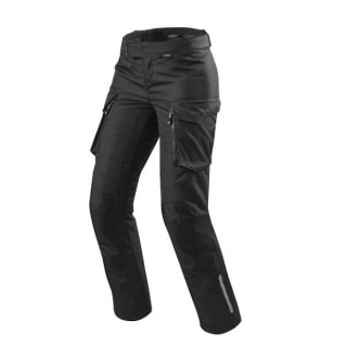 REV'IT TROUSERS OUTBACK LADIES - BLACK