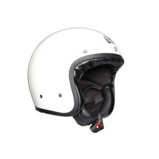 AGV X70 SOLID HELMET - WHITE