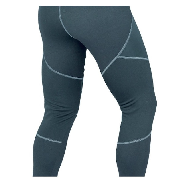 DAINESE D-MANTLE PANT WSBLACK ANTHRACITE - BACK