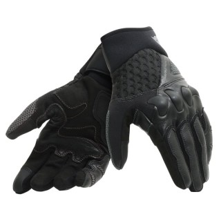 DAINESE X-MOTO GLOVES - BLACK-ANTHRACITE