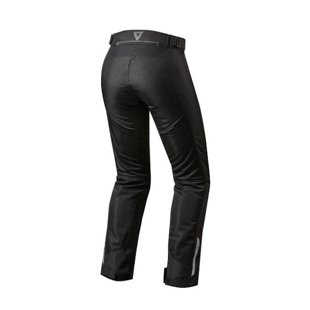 REV'IT PANTALONI AIRWAVE 2 LADIES BLACK - RETRO