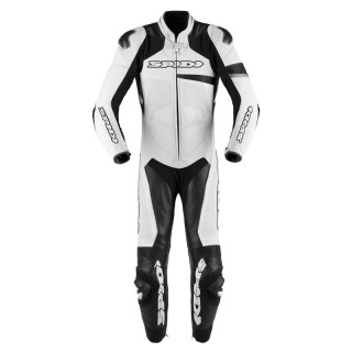 SPIDI RACE WARRIOR PERFORATED PRO - BLACK WHITE