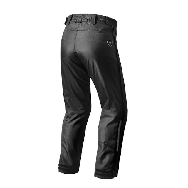 REV'IT TROUSERS AXIS WR BLACK - BACK