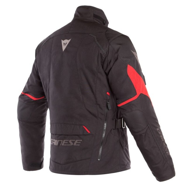 DAINESE TEMPEST 2 D-DRY RED - BACK