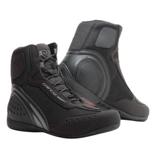 DAINESE MOTORSHOE D1 DWP SHOES - Black-Anthracite