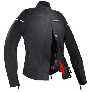 SPIDI ROGUE TEX LADY JACKET - BLACK