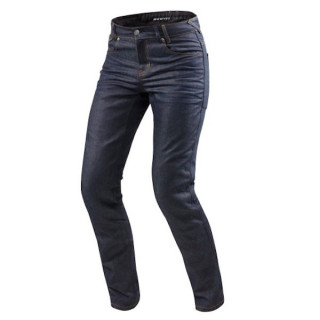 REV'IT JEANS LOMBARD 2 RF - DARK BLUE