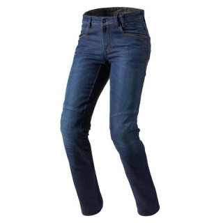 REV'IT JEANS SEATTLE TF - DARK BLUE