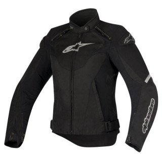 GIACCA ALPINESTARS STELLA T-JAWS WATERPROOF JACKET - NERO ANTRACITE