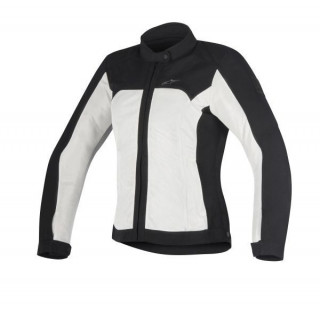 ALPINESTARS STELLA ELOISE AIR JACKET	 - BLACK LIGHT GRAY