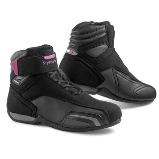 STYLMARTIN VECTOR WP SHOES - BLACK/PURPLE