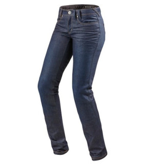 REV'IT JEANS MADISON LADIES 2 RF - MEDIUM BLUE