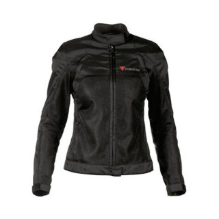 DAINESE AIR FLUX TEX LADY - BLACK