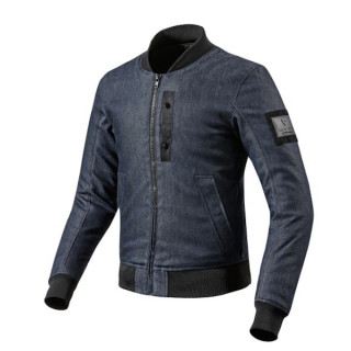REV'IT JACKET INTERCEPT - DARK BLUE