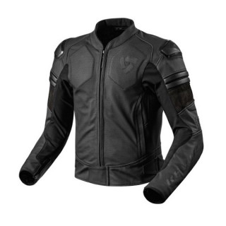 REV'IT JACKET AKIRA AIR - BLACK