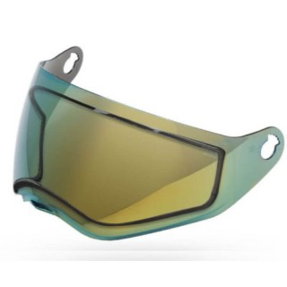 VISIERA BELL MX-9 ADVENTURE DOUBLE LENS SNOW SHIELD IRIDIUM DARK GOLD