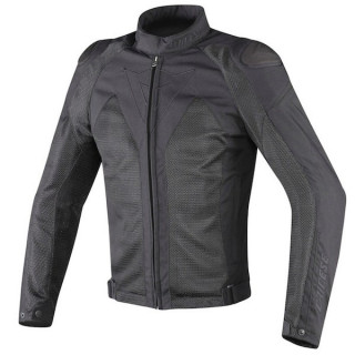 DAINESE HYPER FLUX D-DRY JACKET - BLACK