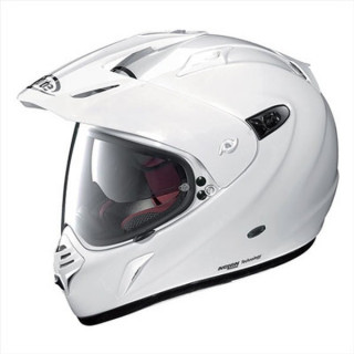 X-LITE X-551 GT START N-COM HELMET - METAL WHITE