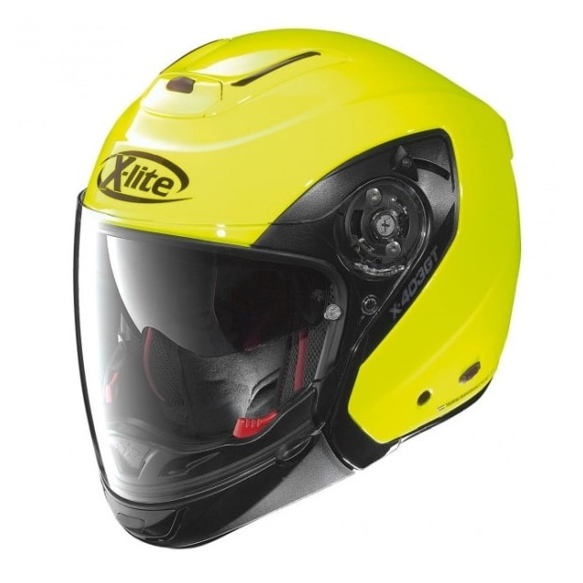 Casco X-Lite X-403 Gt Hi-Visibility N-Com