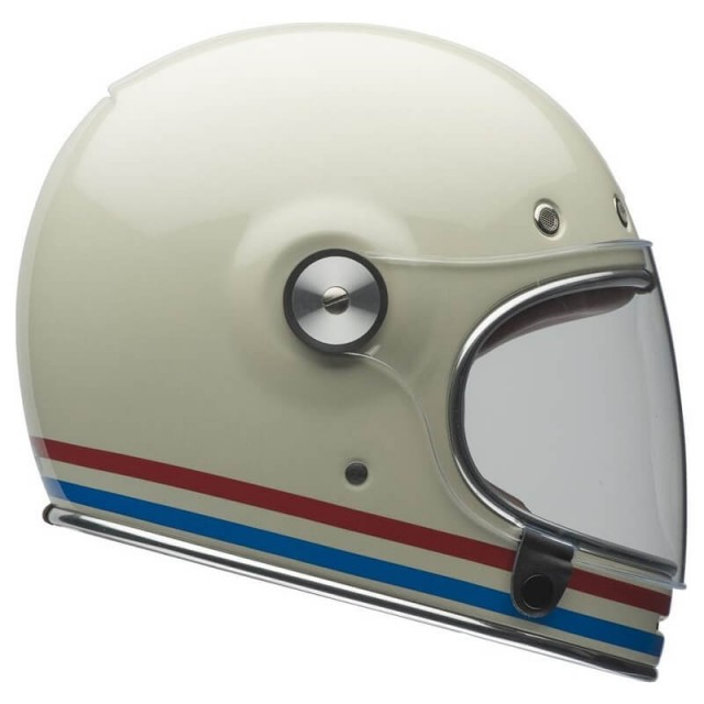 BELL BULLITT HELMET DLX STRIPES (SIDE)