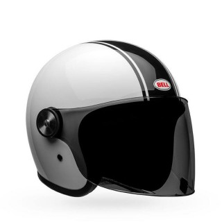 BELL RIOT OPEN FACE HELMET RAPID