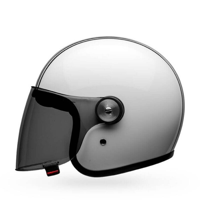 BELL RIOT OPEN FACE HELMET RAPID (SIDE)