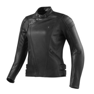 REV'IT JACKET BELLECOUR LADIES - BLACK