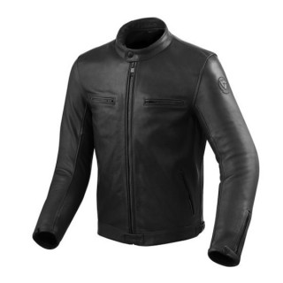 REV'IT JACKET GIBSON - BLACK