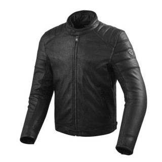 REV'IT JACKET STEWART AIR - BLACK
