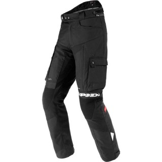 SPIDI ALL ROAD PANTS H2OUT - BLACK