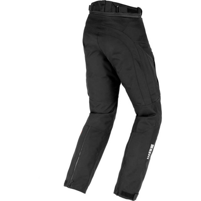 SPIDI ALL ROAD PANTS H2OUT - BLACK (BACK)