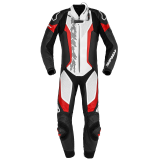 SPIDI LASER PRO PERFORATED LEATHER SUIT - RED