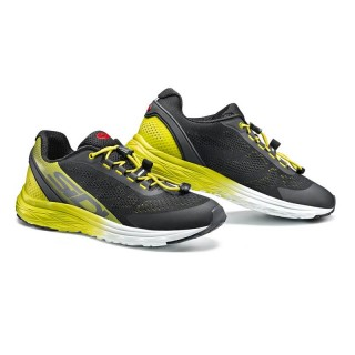 SCARPE SIDI ARROW - BLACK YELLOW