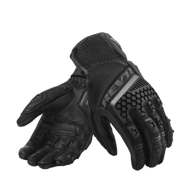 REV'IT SAND 3 GLOVES - BLACK